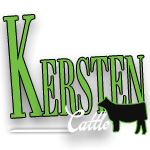 Kersten Cattle Logo